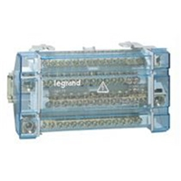 LEGRAND DISTRIBUTION BLOCK 100A DOUBLE