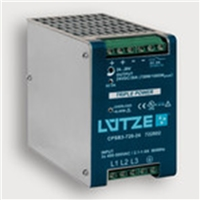Lutze PSU 3ph in 24VDC 30A out