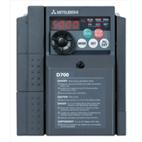 MITSUBISHI (247597) 0.4KW SINGLE PHASE HIGH