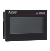 "MITSUBISHI (279809) GT2000 SERIES 3.8"" TFT DISPLAY"
