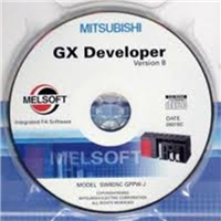 MITSUBISHI (135013) WINDOWS PROGRAMMING SOFTWARE,