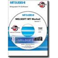 MITSUBISHI (234655)SOFTWARE UPGRADE FOR MT WORKS2