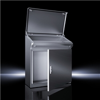 RITTAL ONE-PIECE CONSOLE STAINLESS STEEL